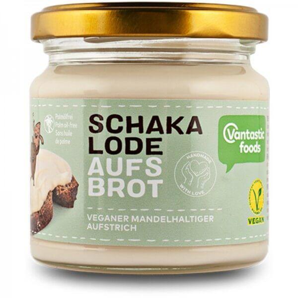 Crema chocolate blanco Vantastic Foods 200 gramos