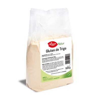 GLUTEN DE TRIGO El Granero 500 g