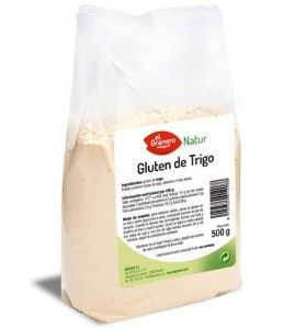 Gluten de trigo El Granero Integral