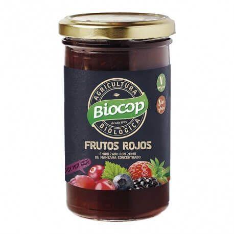 Mermelada frutos rojos sin azúcar Biocop 280 gr
