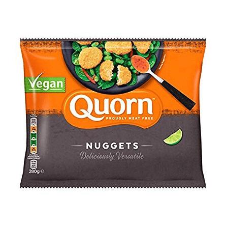 Nuggets Quorn sabor pollo 280 gramos