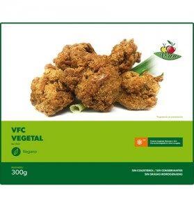 Pollo frito vegano VFC de Vegesan 300 gramos
