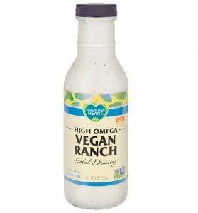 Salsa ranchera vegana de Follow your Heart. Para bocatas, sandwiches o ensaladas frías o templadas.