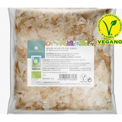 agar agar espesante vegano