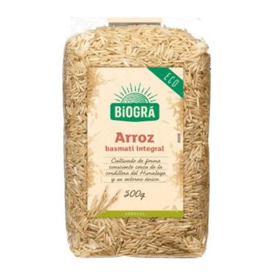 arroz basmati bio integral
