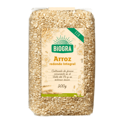 comprar arroz redondo integral