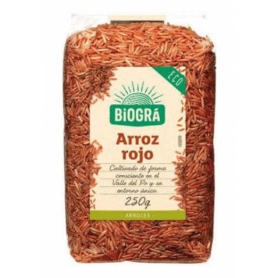 arroz rojo salvaje