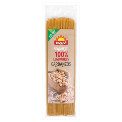 espagueti de garbanzos bio