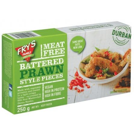 Langostinos de soja crujientes Frys 250 gramos