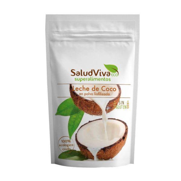 Leche de coco en polvo bio Salud Viva 200 gramos
