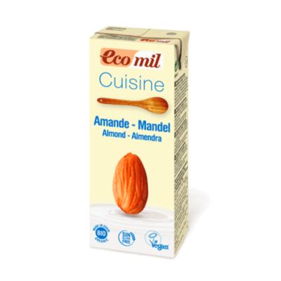 Nata de almendra Ecomil 200 ml