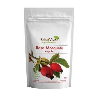 rosa mosqueta nutricional en polvo de cultivo bio