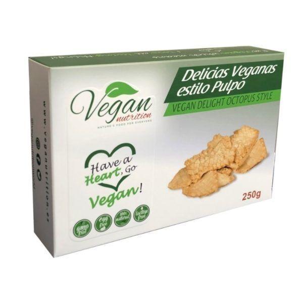 delicias de pulpo vegan nutrition