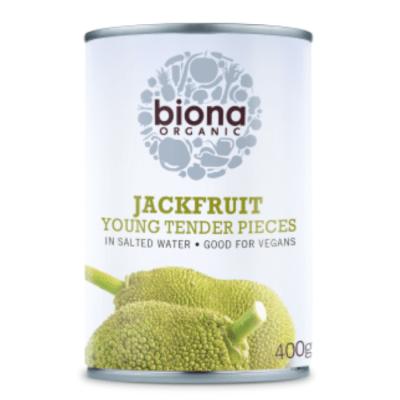 jackfruit natural en conserva