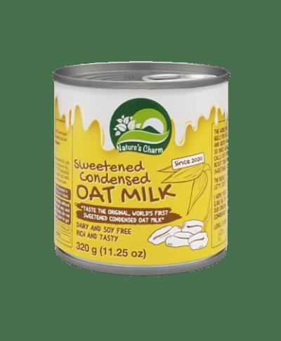 leche de avena condensada Nature´s Charm