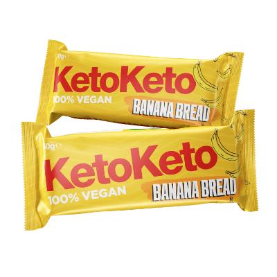 barrita vegana banana bread keto keto