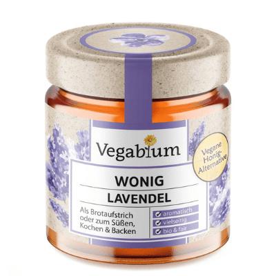 miel vegana orgánica