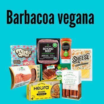 comprar productos para barbacoa vegana