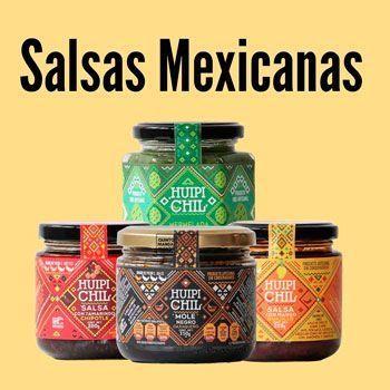 salsas veganas mexicanas
