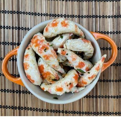 GAMBAS VEGANAS AL AJILLO: receta ultra fácil y deliciosa