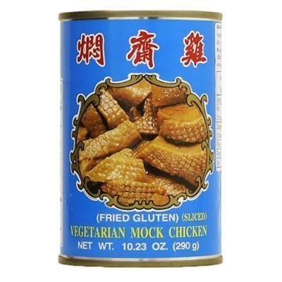 Pollo vegetal en conserva Wu Chung