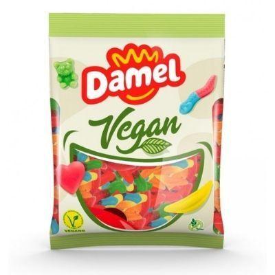 gominolas veganas Damel gusanos brillo