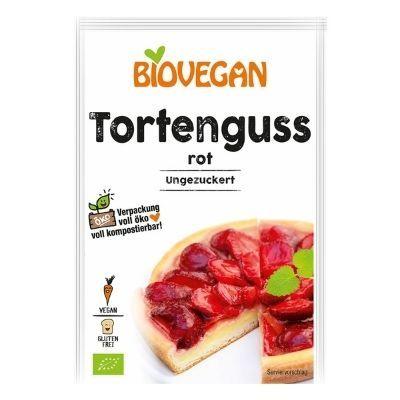 glaseado preparado para tartas veganas Biovegan