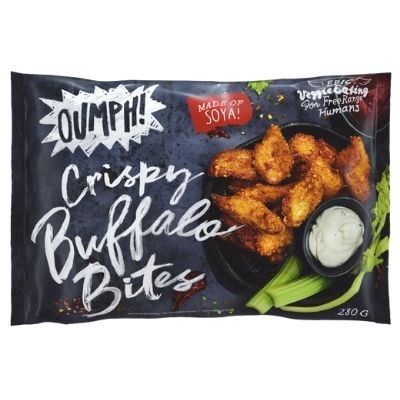 buffalo crispy bites oumph