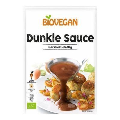 salsa española o salsa oscura vegana deshidratada
