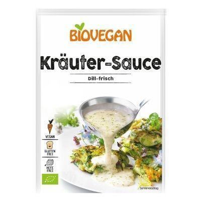 Salsa finas hierbas vegana y bio en polvo